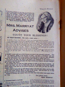 Mrs. Marry Advises