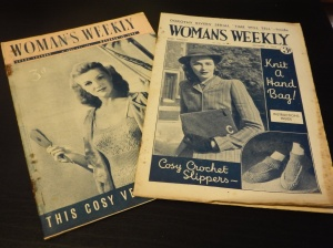 Woman's Weekly Covers