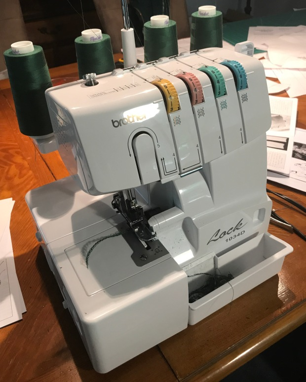 Full View Serger