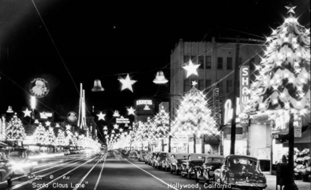 Santa_Claus_Lane_1946